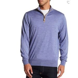 Peter Millar Crown Soft Wool Pull Over Sweater XL